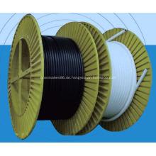 Geflochtener Verbundschlauch aus HDPE-Stahl