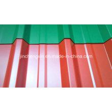 Metalldachplatten Kaltwalzmaschine