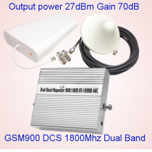 Dual-Band GSM Dcs 900 / 1800MHz Mobile Signal Booster St-1090b