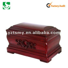 urnas de madera antiguas JS-URN170