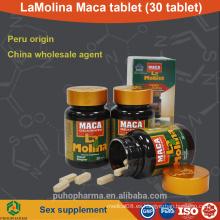 Venta al por mayor Peru Maca tableta (30 tabletas) peruana