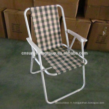Chaise lounge chair,folding beach travel picnic chair