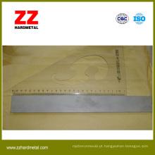 De Zz Hardmetal - Peças De Desgaste De Carboneto De Tungstênio
