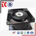Professional high quality aluminum die cast fan case custom made for mechanical accessory