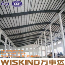 SGS Approved Excellent Steel Structure