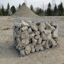 Gabion Baskets Welded Mesh para Rock-Stock