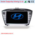 Hot 8inch 2 DIN Universal Auto DVD GPS Navigation Multimedia Player für IX35