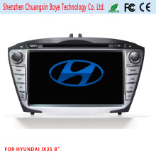 Caliente 8inch 2 DIN universal reproductor de DVD de navegación GPS coche DVD para IX35