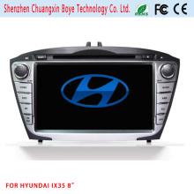 Горячий 8inch 2 DIN Универсальный автомобильный DVD-плеер GPS-навигатор для IX35
