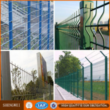 Manufacturer Supply Hot DIP Welded Wire Mesh Fence
