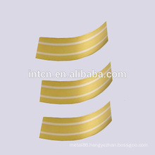 Ag brass C2600 clad bimetal strip for stamping made in China