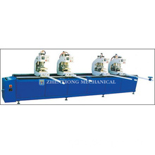 Four-point Welding machine for windows profile
