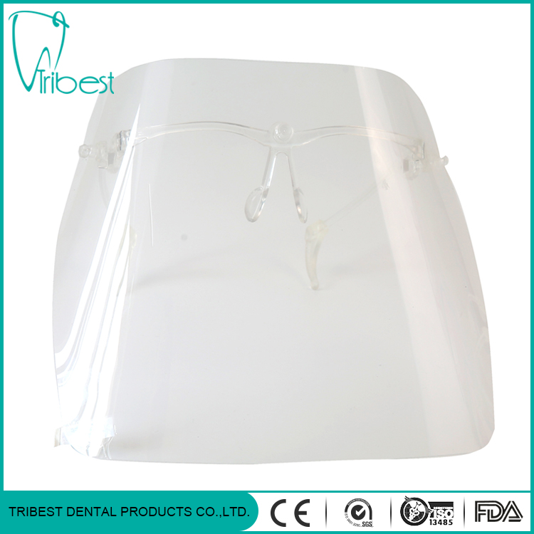 Desechable Dental Medical Use Face Shield