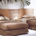 Ensemble de meubles de chambre à coucher à Nice style africaine (EMT-B0904)
