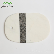 100% natural marble or granite chopping and serving board for cheese