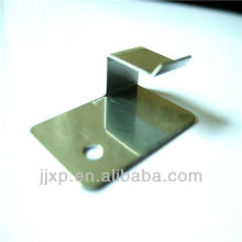Custom Sheet stainless steel hooks with holes
