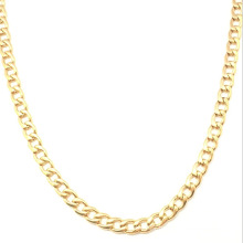 Stainless Steel Gold Fashion Jewelry Necklace