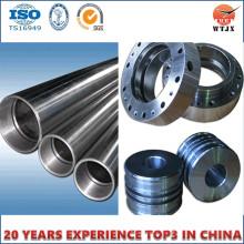 Nahtloses Stahlrohr als Komponente für Hydraulikzylinder