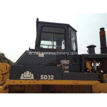 WELAND استخدام 320HP البلدوزر SD32 BULLDOZER للبيع