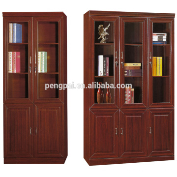 new arrival antique wooden bookcase with photos