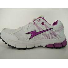 Outdoor Women White Trekking Shoes Footwear