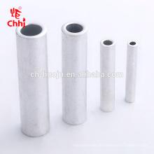 GL-1 Aluminium Lochdurchgangsverbindungsrohr / Bimetallkabelverbindungsstück zum Verkauf