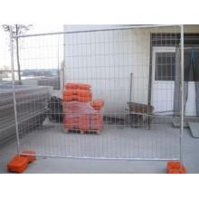 Heiße eingetauchte galvanisierte Temporay Zaun Panel