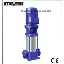 Bomba de agua en línea gradual Vertical de GDL