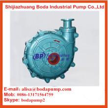 China Zgb (P) Horizontal Centrifugal Slurry Pump