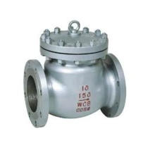 Flanged End Swing Check Valves