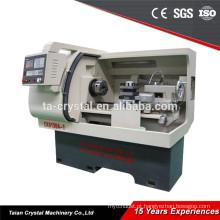mandril hidráulico automático de alta precisão CK6136A-1 ferramenta de torneamento da máquina do torno cnc