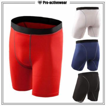 Шорты для компрессии Шорты для йоги Мужские шорты для штор