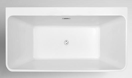 Air Bubble Freestanding Bathtub