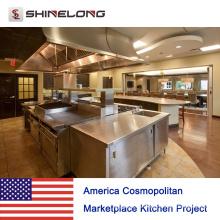 ESTADOS UNIDOS. Cosmopolitan Marketplace Kitchen Project de Shinelong