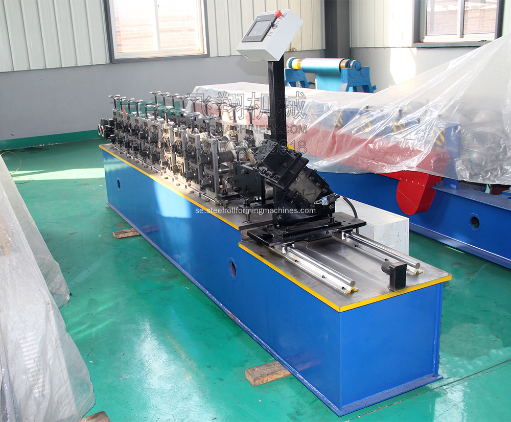 Tak T Bar Automatisk Roll Forming Machine