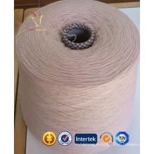 Fio de lã de cashmere NM2 / 26 100% China orgânico 28/2 dk