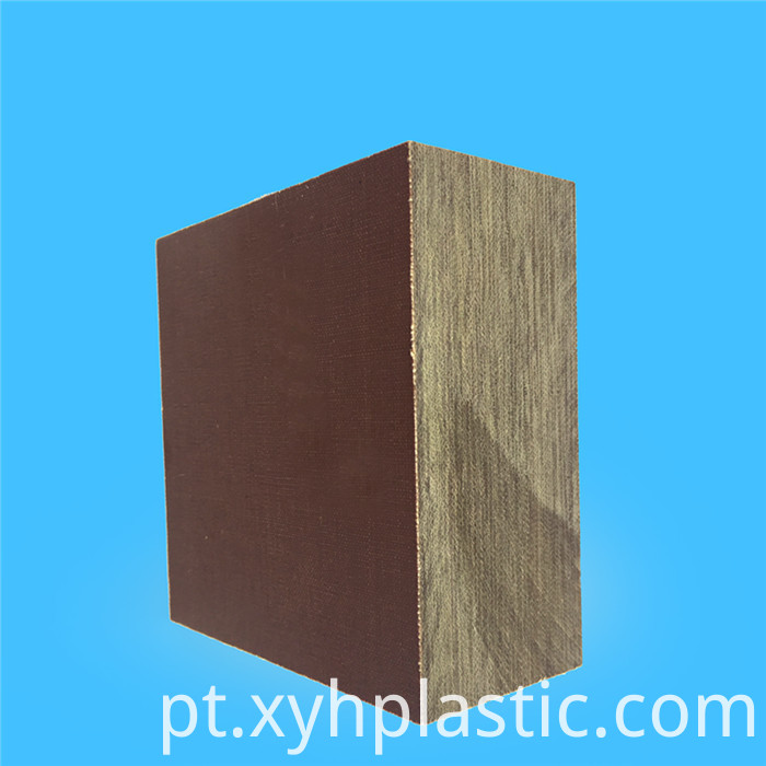 Phenolic Aldehyde Cotton Cloth Laminate Sheet
