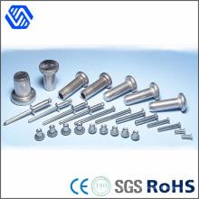 Pin de metal de aluminio