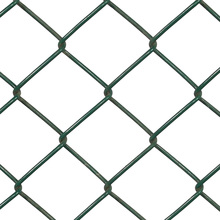 Hot Dipped High Quality Galvanized Chain Link Fence