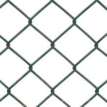 Paneles de cerca de eslabones de cadena galvanizados galvanizados de 3 mm