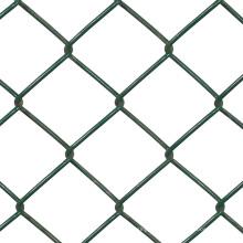 clôture galvanisée de maillon de chaîne pour le moule de barrière de jardin