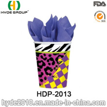 Single Wall Cheap Insulated Disposable Drink Paper Cup (12 oz)