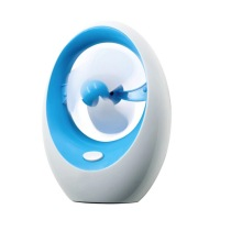 Nuevo Estilo Mango Shape USB Mini Fan Operated Battery