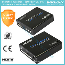 Conversor de 1080P 4kx2k Scaler HDMI para o jogador de HD