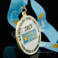 European Cup metal keychain crachá medalha artesanato