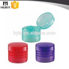 24MM PP plastic containers flip top cap