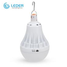 Lâmpadas LED de Emergência LEDER