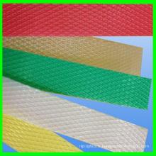 Bande en plastique de PP / animal familier / sangle de corde de pp / sangle de polyester cordée d'animal familier
