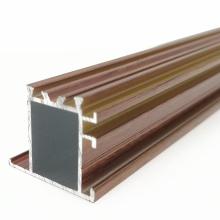 Алюминиевые профили для дверей и окон с термическим разделением 6063
