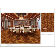 High Quality Printed Nylon Wall to Wall Hotel Carpet